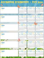 Liste absences de l'été 2011