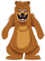 Marionnettes - Les ours