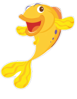 Marionnettes - les poissons
