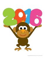 Marionnettes-Bonne année 2016