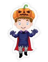 Marionnettes-Halloween