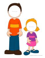 Marionnettes-Mon Papa et moi-1