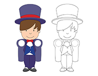 Marionnettes à doigts-La magie