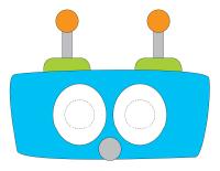 Masques-Les robots