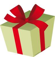 Modèle-cadeau