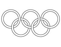Modèles-Anneaux olympiques