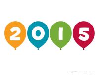 Modèles-Bonne année 2015