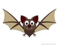 Halloween les chauvesouris activit s pour enfants - Modele dessin chauve souris ...