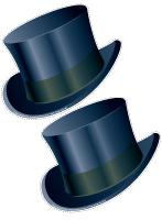 Modèles de chapeaux