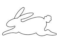 Modèles de petits lapins