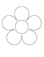 Modèles-fleurs