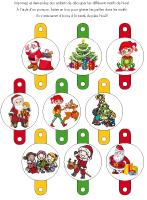Motifs-Noël en couleurs