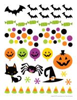 Panier Halloween