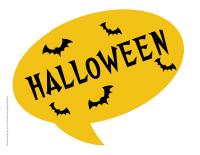 Photomaton Halloween