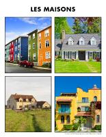 Poni découvre et présente-Les maisons