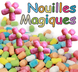 Nouilles magiques