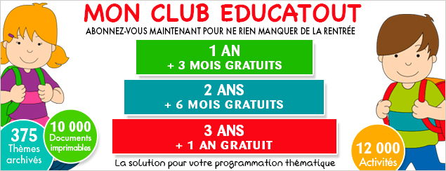 club educatout la rentr�e