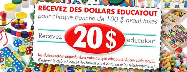 20 dollars educatout