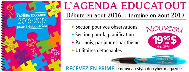 Agenda educatout 2016-2017