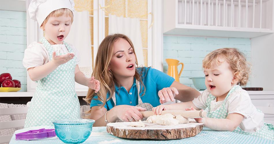 R gles d 39 hygi ne pour cuisiner avec les enfants sant et - Cuisiner les salicornes ...