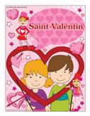 Saint-Valentin - NOUVEAUT�S