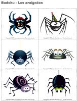 Sudoku - Les araignées