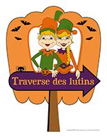 Traverse-Les lutins de l'Halloween