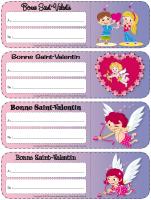 Valentin-Valentine couleur ou nb