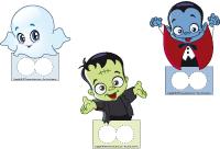 marionnettes à doigts Halloween