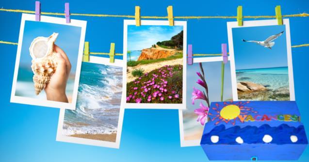 Boite pour souvenirs de vacances bricolage pour enfants educatout - Souvenir de vacances ...