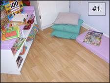 l am nagement du coin lecture astuces ducitves educatout. Black Bedroom Furniture Sets. Home Design Ideas