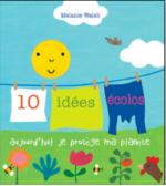 10 idées écolo - livre