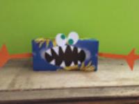 10 trucs amusants pour réutiliser les boites de mouchoirs en papier-1