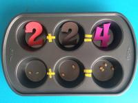 25 idées de choses à faire avec un moule à muffins-8