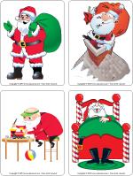 Actions - Père - Noël