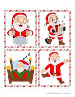 Actions père-Noël