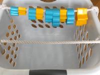 Activités sur cordes linge miniatures-2