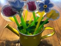 Activons nous en cueillant de jolies fleurs