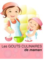 Affiche - Les gouts culinaires de maman