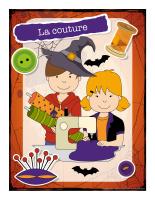 Affiche-Halloween-Ateliers créatifs-La couture