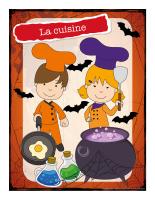 Affiche-Halloween-Ateliers créatifs-La cuisine