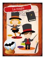 Affiche-Halloween-Ateliers créatifs-La magie