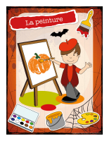 atelier cr atifs d 39 halloween activit s pour enfants educatout. Black Bedroom Furniture Sets. Home Design Ideas