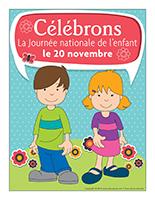 Affiche-Journée de l'enfant