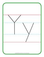 Affiche-Lettre-Yy