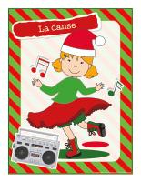 Affiche-Noël-Ateliers créatifs-La danse