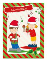 Affiche-Noël-Ateliers créatifs-La musique