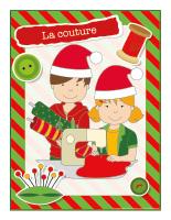Affiche-Noël-Ateliers créatifs-la couture