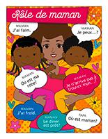 Affiche-Rôle de maman 2021