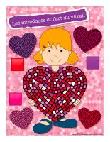 Affiche-Saint-Valentin-Ateliers-créatifs-Les mosaïques et l'art du vitrail-1
